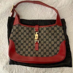 Jackie Shoulder Bag Authentic Gucci